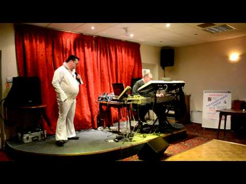 Elvis night with Steve James as Elvis 1903