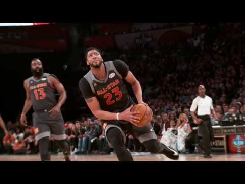 Anthony Davis 2017 NBA All Star Game | Best of Phantom | 02.19.17