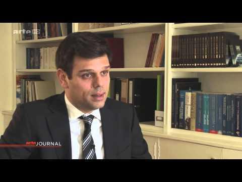 Alma & Partners CEO - Interview in ARTE TV Channel