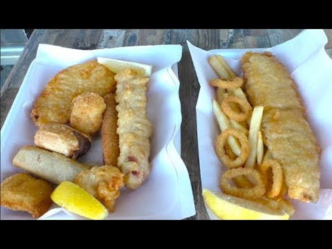 Australian Fish And Chips