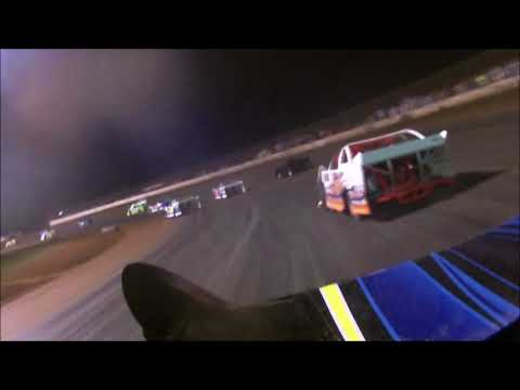 WHYNOT MOTORSPORTS PARK STREET STOCK NATIONALS SHARP MINI LATE MODEL A FEATURE #08