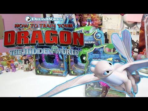 Scopriamo Assieme i Segreti del Mondo Nascosto ! - Dragon Trainer , Il Mondo Nascosto - Spin Master