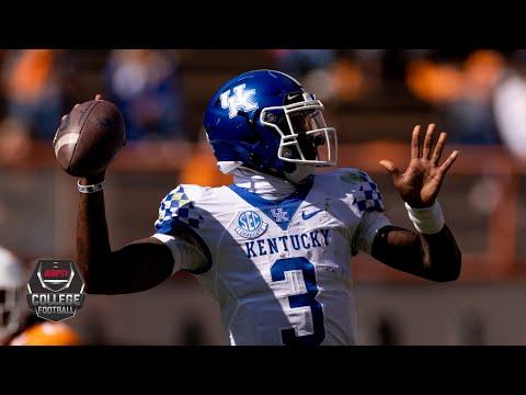 Kentucky Wildcats vs. Tennessee Volunteers   2020 College Football highlights