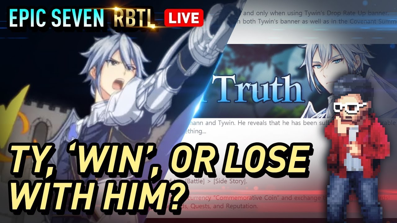 Epic Seven Rbtl Tywin Banner Story Event Best Defense Breaker To Pull For Youtube