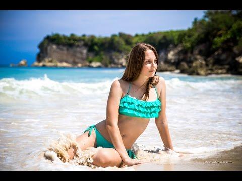 Фотосессии на пляже Макао в Доминикане, Фотограф Александр Кузьмин
