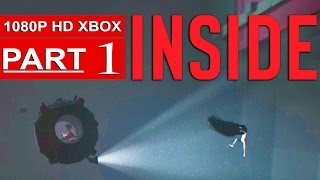 INSIDE Gameplay Walkthrough Part 1 [1080p HD] - No Commentary