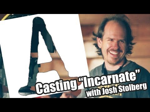 Josh Stolberg talks about his current projects and dream casting for his novel