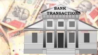 BANK TRANSACTIONS (Business Studies)