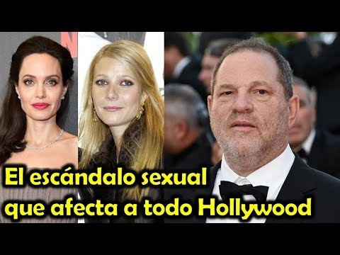 Harvey Weinstein, el escándalo que avergüenza a Hollywood