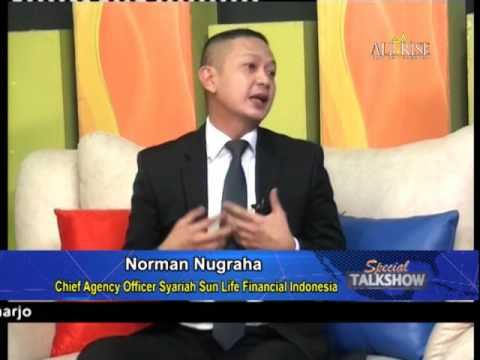 SPECIAL TALKSHOW - SUN LIFE FINANCIAL INDONESIA (22/03/2017) Part 1/4