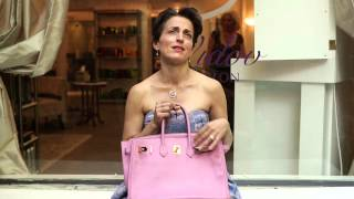 Authentic Hermes Birkin bag in bubblegum Pink drama. Loving the Birkin bag