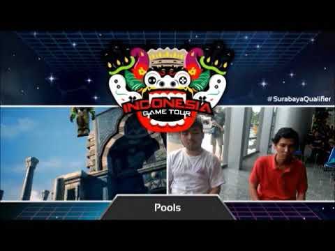 Tekken 7  Tommy's Road To Champion Indonesia Game Tour (Surabaya Qualifier)