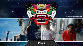 Tekken 7  Tommy's Road To Champion Indonesia Game Show (Surabaya Qualifier)
