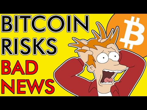 HERE'S WHY BITCOIN & THE CRYPTO MARKET COULD BE IN BIG TROUBLE IN 2020 [Investors MUST SEE]