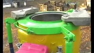 Центрифуга для отжима воска