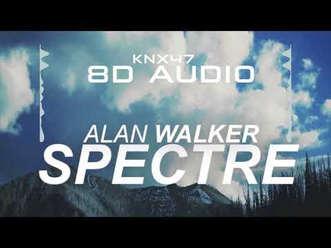 Alan Walker - Spectre | 8D Audio ( Bass Boosted Remix) || Dawn Of Music ||
