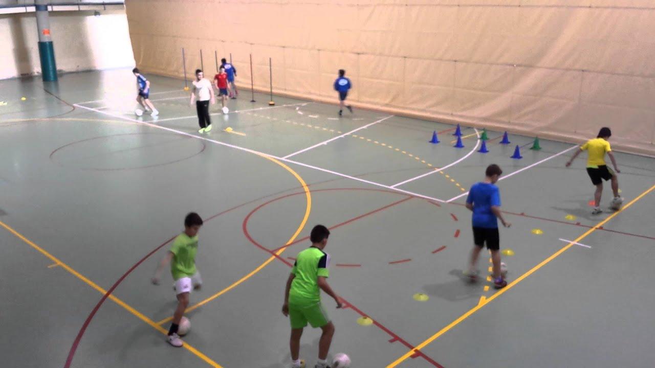 Circuito Fisico : Circuito fisico con balón youtube