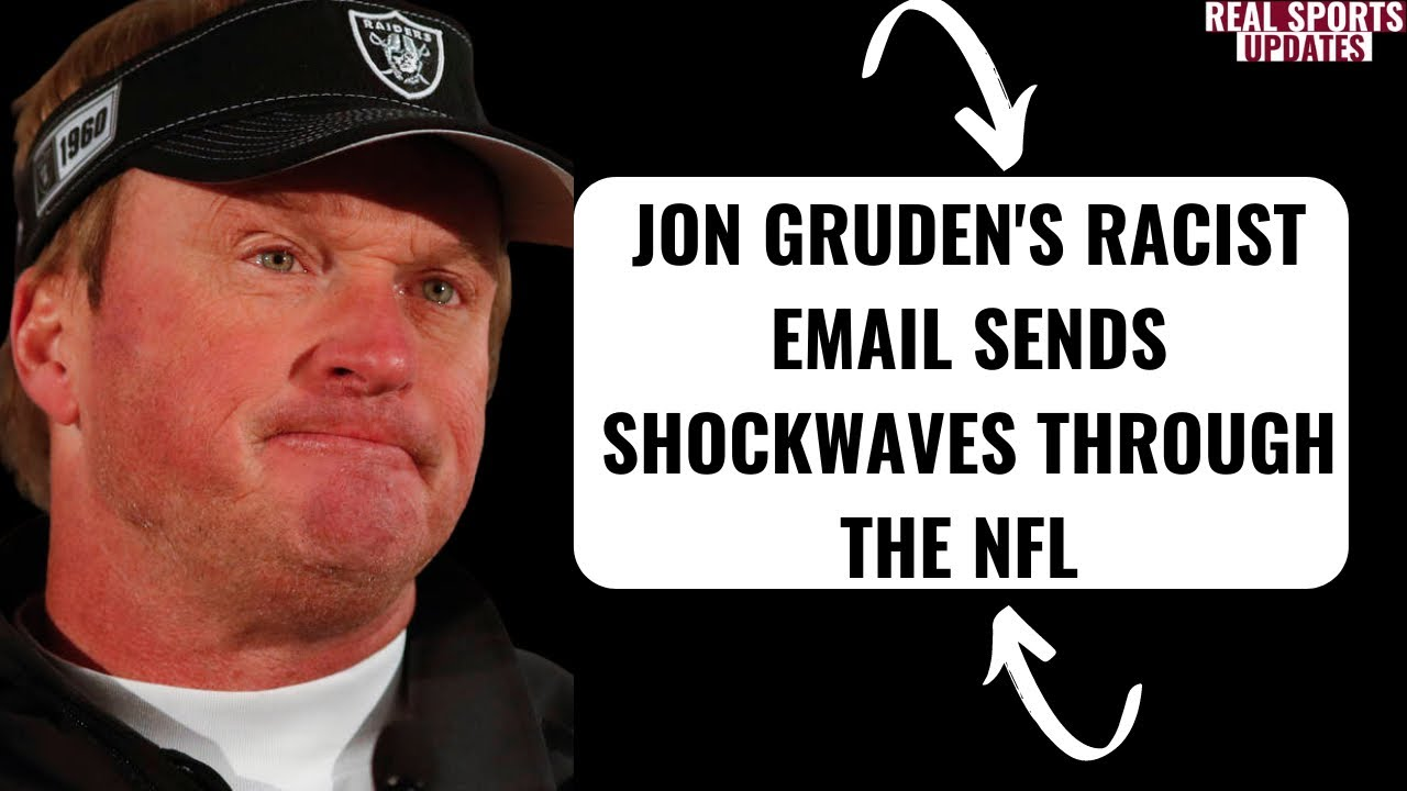 DeMaurice Smith: Jon Gruden email scandal confirms 'fight against ...