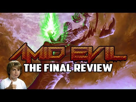 Amid Evil (The Final Review) - GmanLives