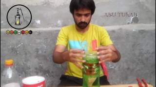 Water and food dispenser