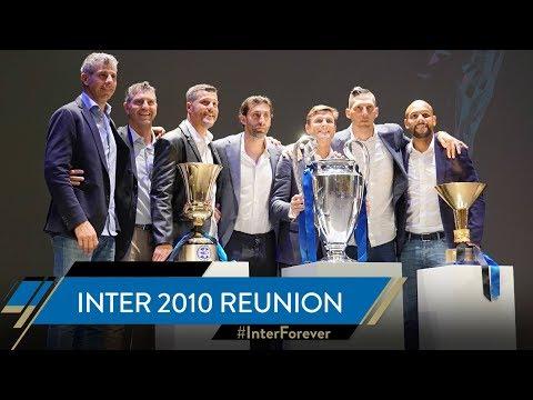 INTER 2010 REUNION   A CRAZY TRIP TO TRENTO! #InterForever 🚌🖤💙