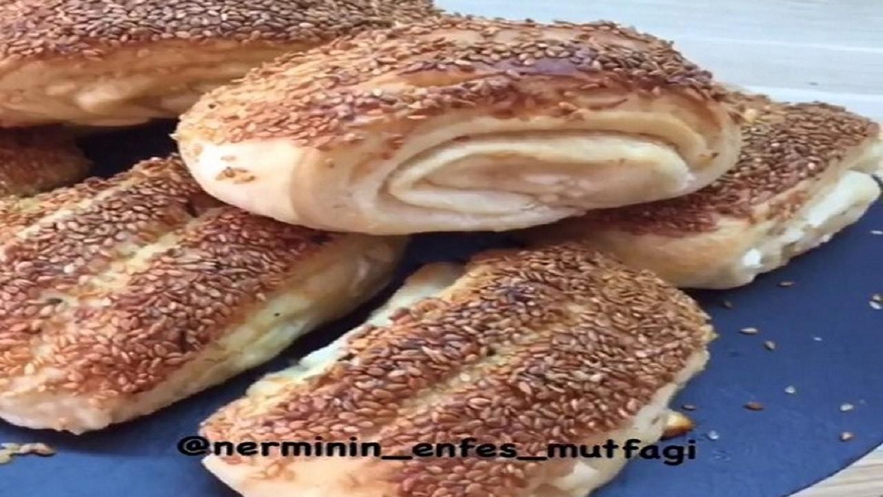 Sodalı Simit Poğaça Tarifi Videosu