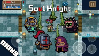 Soul Knight New Update - All 2nd Skills, weapons and Skins!