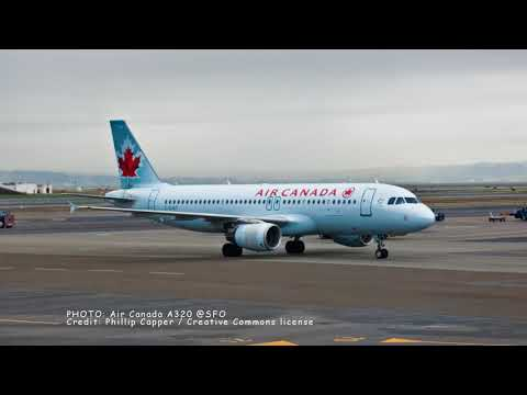 AUDIO: Air Canada Flight 781 Avoids Potential Disaster at SFO Oct 22, 2017