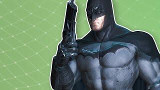 Batman: Arkham Asylum 4K - Graphics Mod   Texture Pack V4.1 Comparison