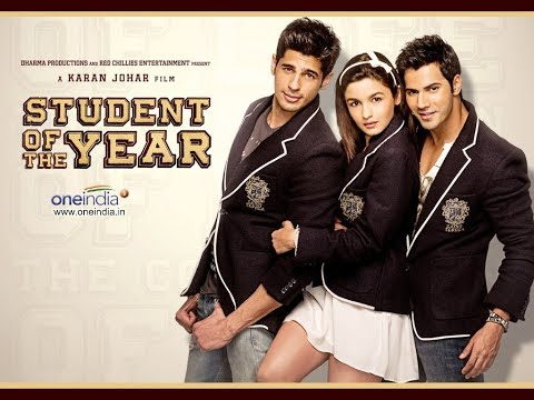 Student Of The Year Full Movie | Alia Bhatt, Varun Dhawan, Siddharth, Rishi Kapoor Film