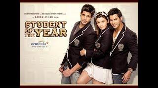 Student of the year full movie | Alia Bhatt, Varun Dhawan, Siddharth, Rishi kapoor Film