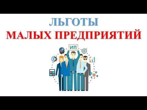 Малый БИЗНЕС и ЛЬГОТЫ | Малые предприятия | Бизнес ИП и ООО | Налоги и предпринимательство