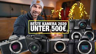 BESTE KAMERAS 2020 unter 500€