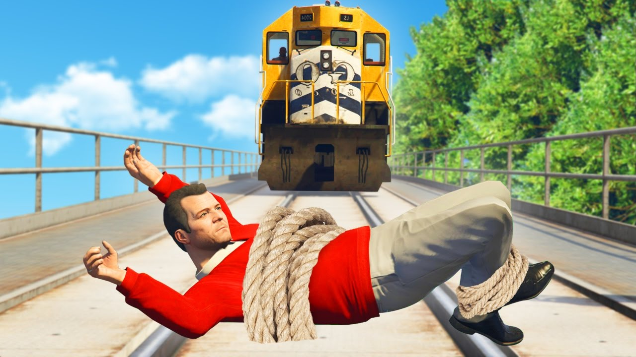 Top  Funniest Fails In Gta