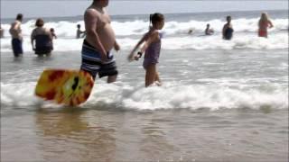 August 2012 - Lavallette, NJ Beach