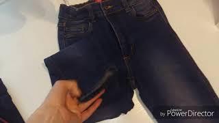 НОВОЕ ВИДЕО!!!Обзор/джинсы для девочки/мужская рубашка!