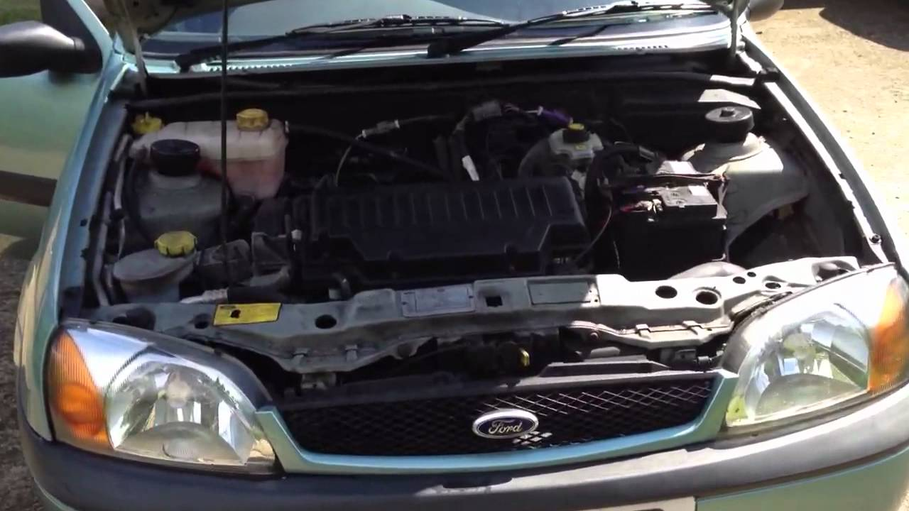 Ford Fiesta 125 LX Zetec 2001 YReg  YouTube
