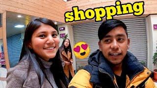 Ashweeni And Archana Ke Saath Shopping 😍 🥰 Aur Majaa Aya