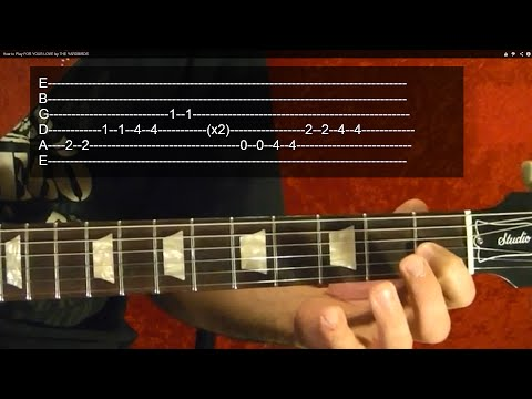 Guitar guitar tabs tv : Guitar Lesson - DARTH VADER'S THEME ( IMPERIAL MARCH ) - Guitar ...