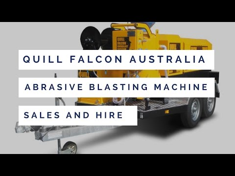 Adelaide Sandblasting Equipment for Sale and Hire