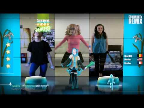 [PS4] Just Dance 2016 - Community Remix - Ievan Polkka | Controller Gameplay