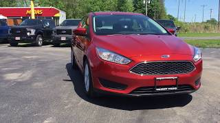 2018 Ford Focus SE Hatchback | Nemer Ford of Queensbury | 1857n