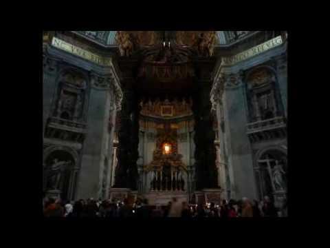 Bernini, Cathedra Petri (Chair of St. Peter)