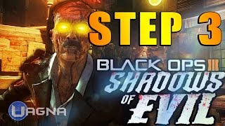 EASTER EGG SHADOWS OF EVIL STEP 3