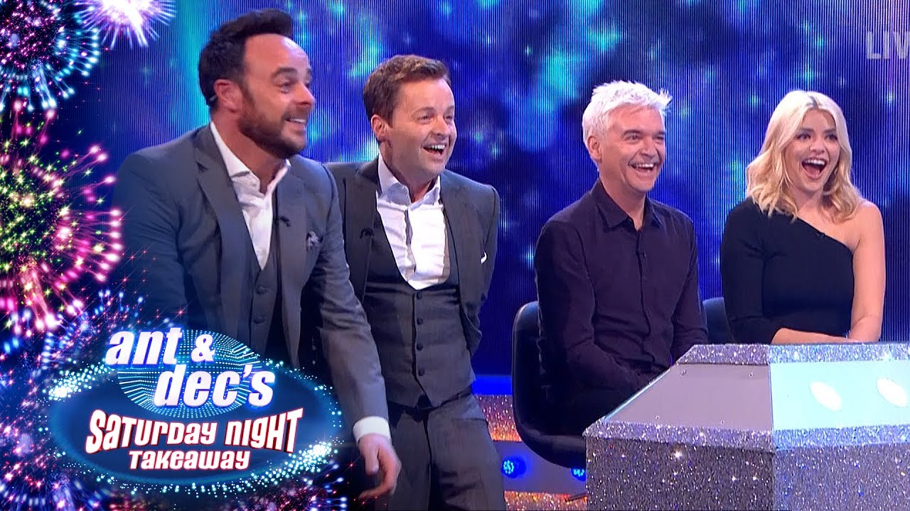 Make 'Em Laugh With Holly Willoughby and Phillip Schofield