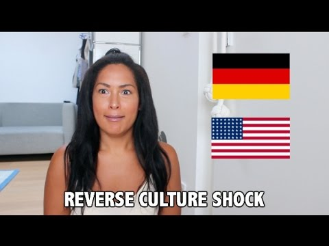 REVERSE CULTURE SHOCK|| GERMANY VS AMERICA