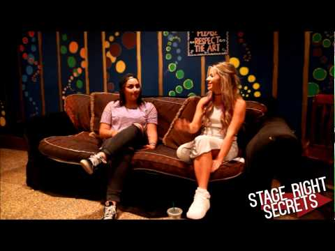 Katelyn Jae Interview at Pop Nation Tour!