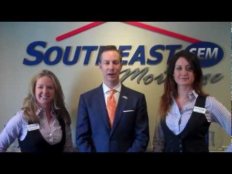 Southeast Mortgage Congratulates the MBAG Winners for 2012