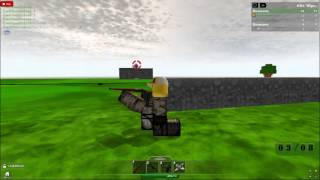 Gwaf's roblox place WWII Disaster. (GO GSG)