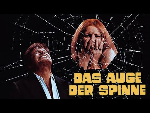 DAS AUGE DER SPINNE - Trailer (1971, Deutsch/German)